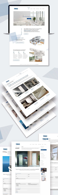 Tre in belink design for Design sito