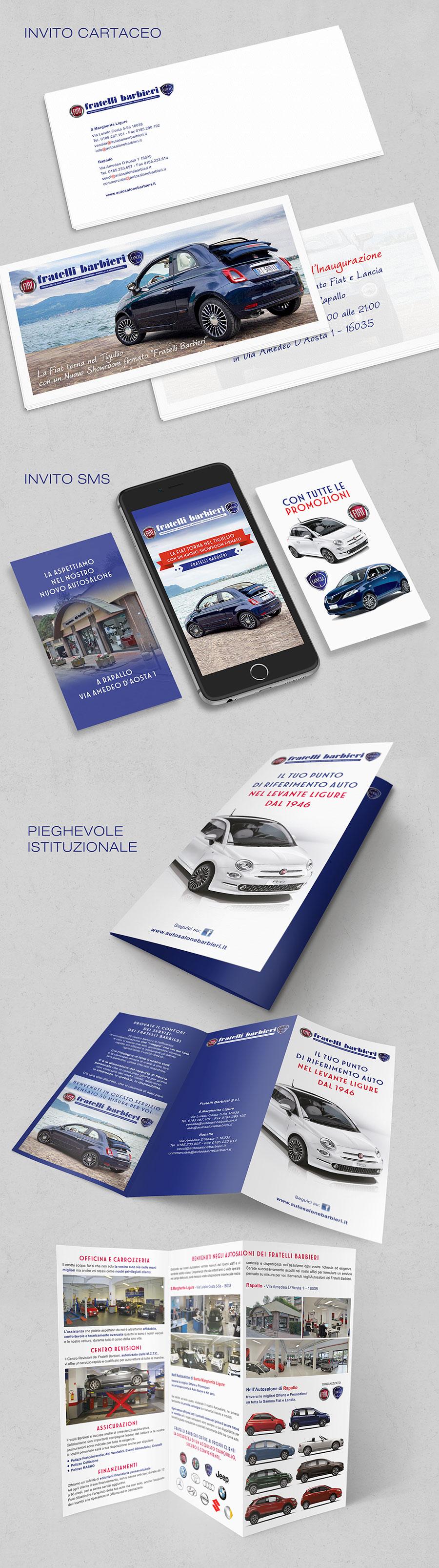 belink-design-fratelli-barbieri-invito-sms-marketing-brochure-flyer-inaugurazione